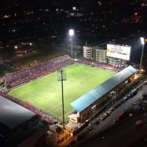 สนามแข่งฟุตบอลท่าเรือ